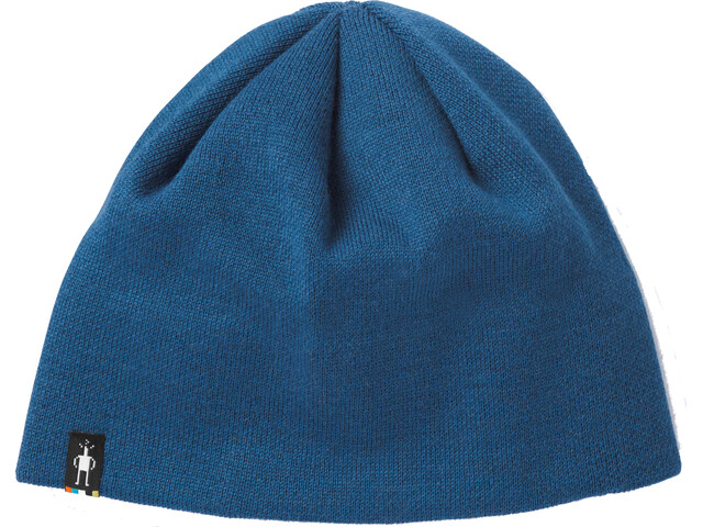 Smartwool The Lid Beanie Bright Cobalt Heather